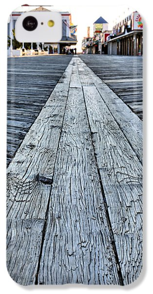 The Boardwalk IPhone 5c Case by JC Findley