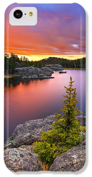 Landscapes iPhone 5c Case - The Bonsai by Kadek Susanto