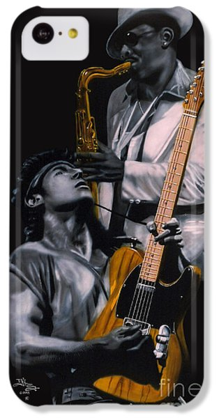 Bruce Springsteen And Clarence Clemons IPhone 5c Case