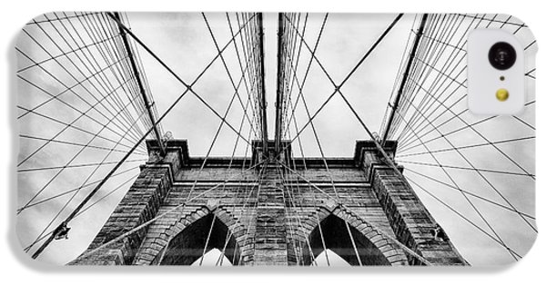 The Brooklyn Bridge IPhone 5c Case