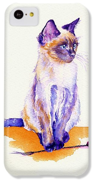 The Catmint Mouse Hunter IPhone 5c Case