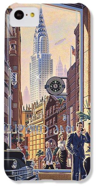 The Chrysler IPhone 5c Case