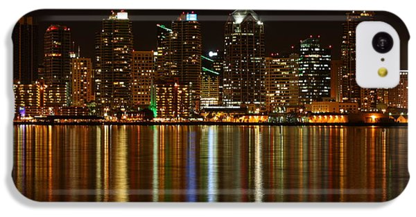 IPhone 5c Case featuring the photograph The Colors Of San Diego by Nathan Rupert