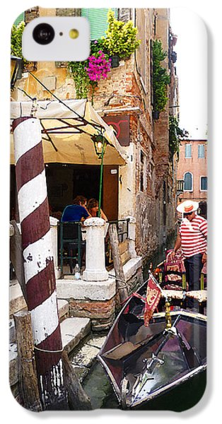 The Colors Of Venice IPhone 5c Case