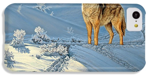 the Coyote - God's Dog IPhone 5c Case