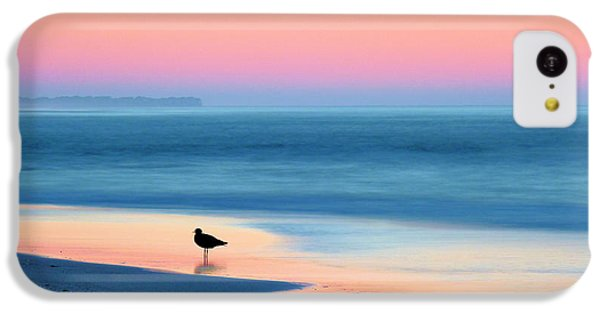 The Day Begins IPhone 5c Case by JC Findley