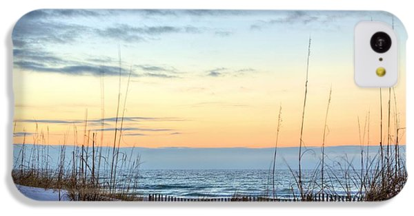 The Dunes Of Pc Beach IPhone 5c Case by JC Findley