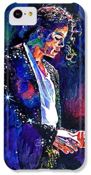 The Final Performance - Michael Jackson IPhone 5c Case by David Lloyd Glover