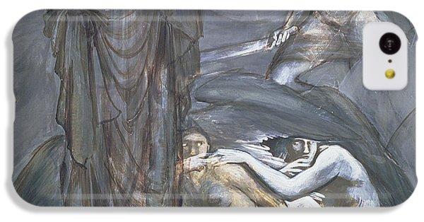 Gorgon iPhone 5c Case - The Finding Of Medusa, C.1876 by Sir Edward Coley Burne-Jones