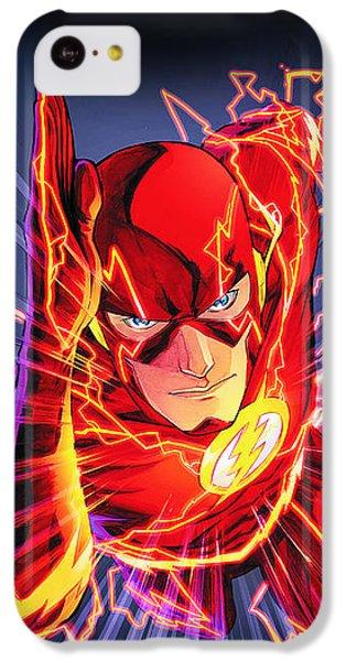 The Flash IPhone 5c Case