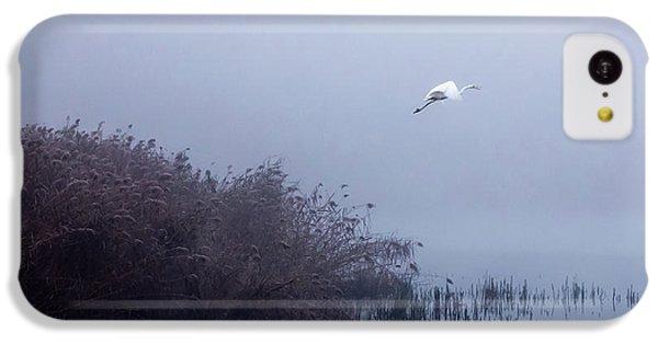 The Flight Of The Egret IPhone 5c Case