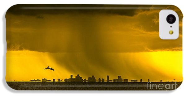Pelican iPhone 5c Case - The Floating City  by Marvin Spates