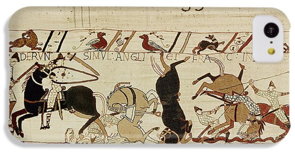 The Bayeux Tapestry IPhone 5c Case by French School