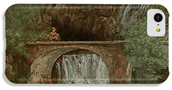 The Great Bridge, 1864 IPhone 5c Case by Gustave Courbet