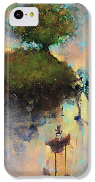 Landscapes iPhone 5c Case - The Hiding Place by Joshua Smith