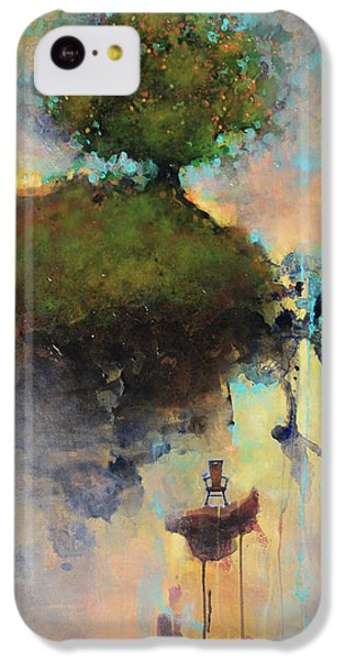 iPhone 5c Case - The Hiding Place by Joshua Smith