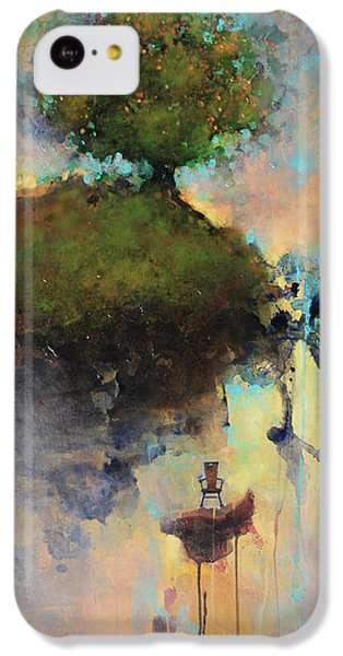 The Hiding Place IPhone 5c Case by Joshua Smith