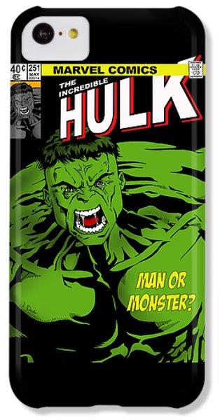 The Incredible Hulk IPhone 5c Case