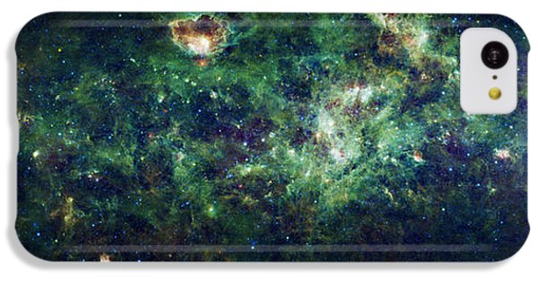The Milky Way IPhone 5c Case by Adam Romanowicz