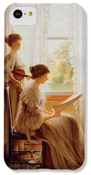 The Music Lesson, C.1890 IPhone 5c Case by American School
