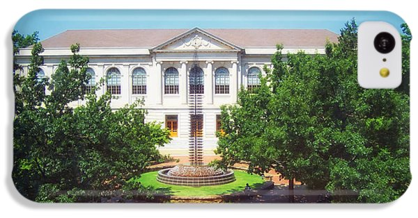 The Old Main - University Of Arkansas IPhone 5c Case by Mountain Dreams