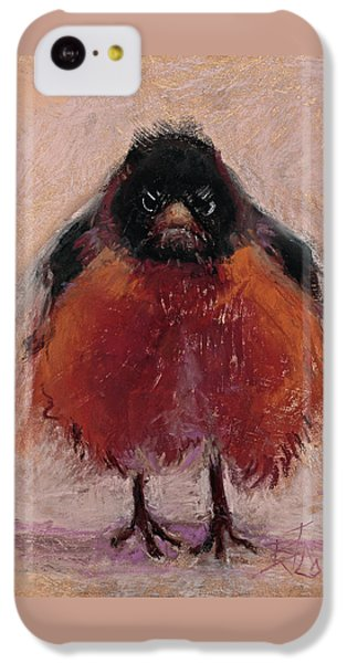 The Original Angry Bird IPhone 5c Case by Billie Colson