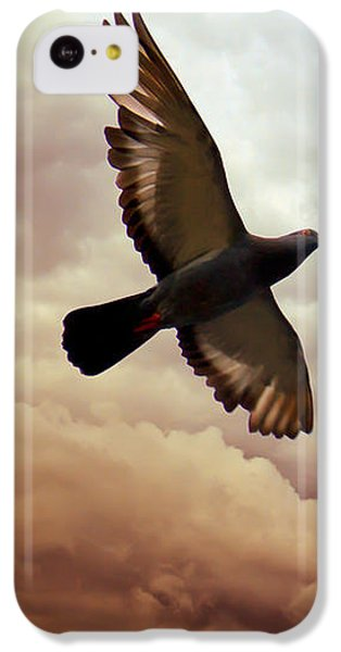 Pigeon iPhone 5c Case - The Pigeon by Bob Orsillo