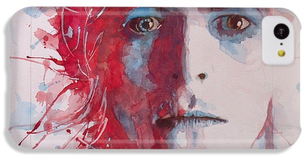 Musicians iPhone 5c Case - The Prettiest Star by Paul Lovering