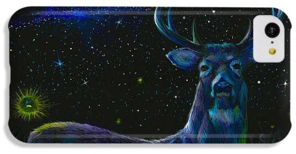 The Serenity Of The Night  IPhone 5c Case