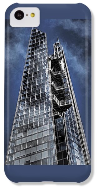 The Shards Of The Shard IPhone 5c Case