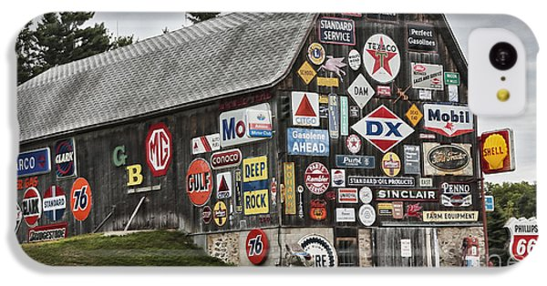 The Sign Barn IPhone 5c Case