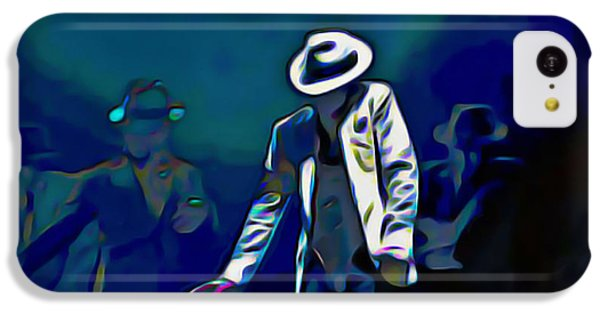 The Smooth Criminal IPhone 5c Case by  Fli Art