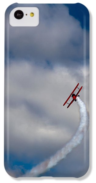 The Vapor Trail IPhone 5c Case by David Patterson