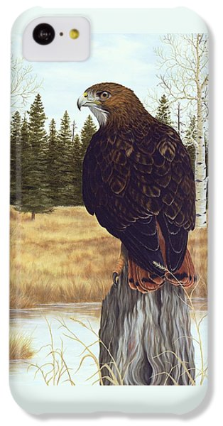 The Watchful Eye IPhone 5c Case by Rick Bainbridge