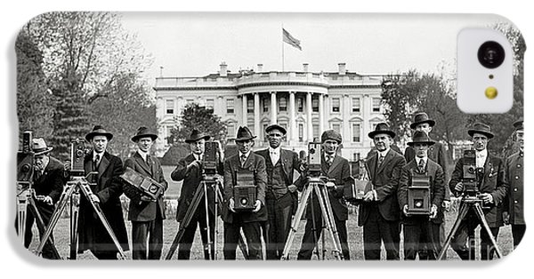 The White House Photographers IPhone 5c Case