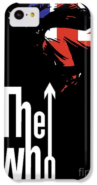 The Who No.01 IPhone 5c Case