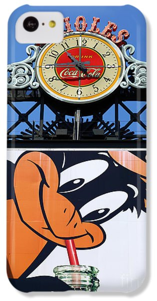 Thirsty Oriole IPhone 5c Case by James Brunker