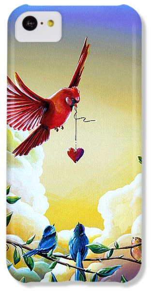 This Heart Of Mine IPhone 5c Case