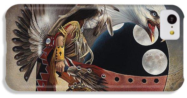 Three Moon Eagle IPhone 5c Case