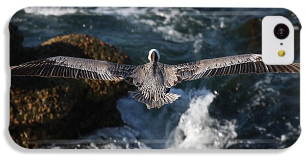 IPhone 5c Case featuring the photograph Through The Eyes Of A Pelican by Nathan Rupert