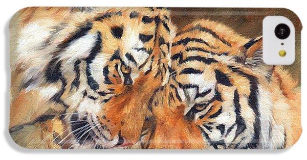 Tiger Love IPhone 5c Case