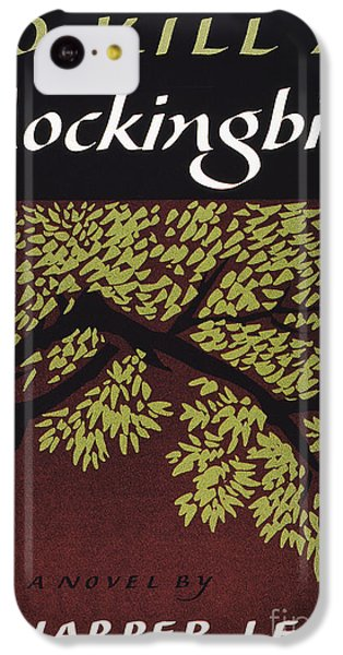Mockingbird iPhone 5c Case - To Kill A Mockingbird, 1960 by Granger