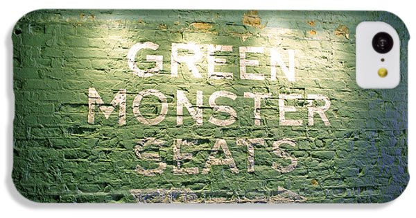 To The Green Monster Seats IPhone 5c Case