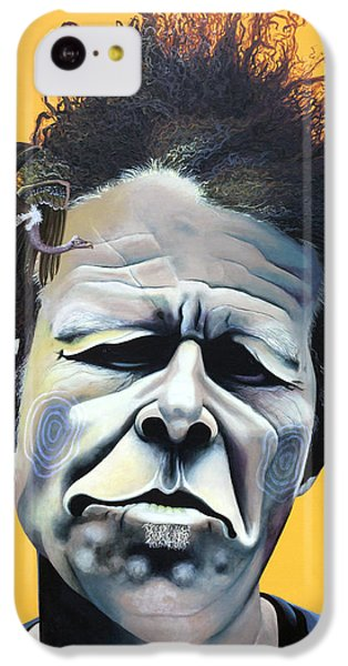 Tom Waits - He's Big In Japan IPhone 5c Case