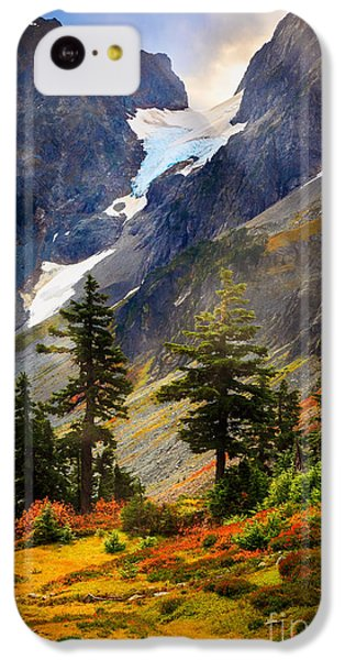 Top Of Cascade Pass IPhone 5c Case by Inge Johnsson