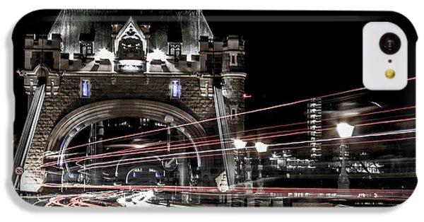Tower Bridge London IPhone 5c Case by Martin Newman