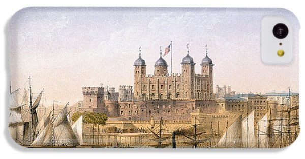 Tower Of London, 1862 IPhone 5c Case