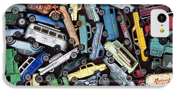 Traffic Jam IPhone 5c Case by Tim Gainey