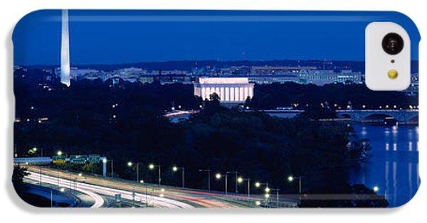Traffic On The Road, Washington IPhone 5c Case