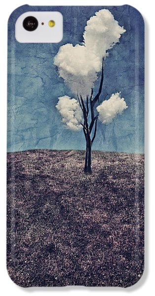 Tree Clouds 01d2 IPhone 5c Case